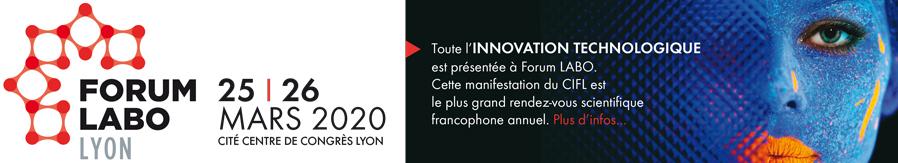 Forum Labo l'événement - CIFL Comité interprofessionnel des fournisseurs du laboratoire