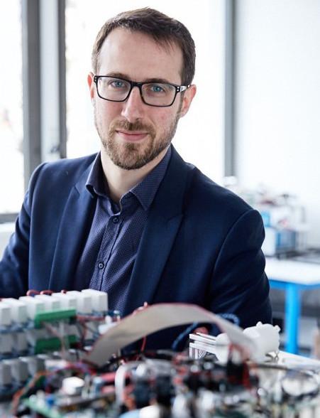 M. Laurent BOITARD - CEO