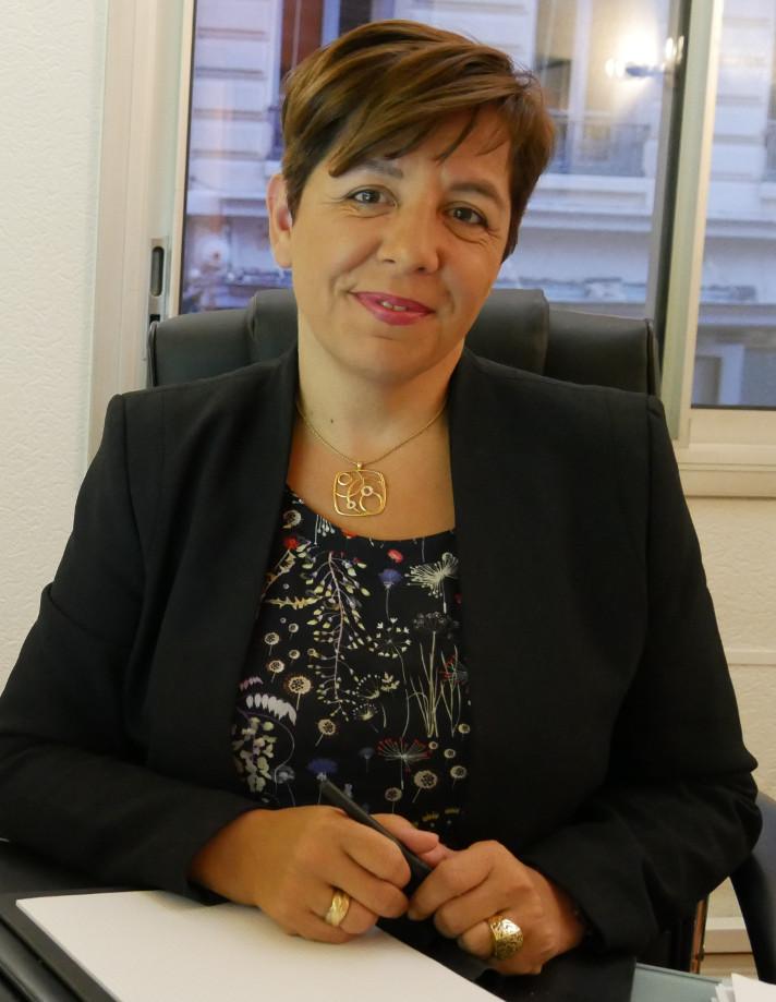 Mme Christine GIOVANE - Directrice Générale